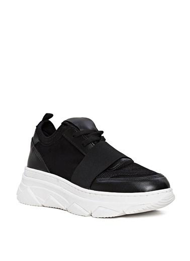 Sole Sisters Spor Ayakkabı Siyah - Alvena2 Siyah